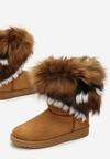 Camelowe Śniegowce Foxrock