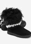 Czarne Śniegowce Foxrock