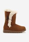 Camelowe Śniegowce Romanelli