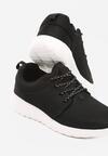 Czarno-Białe Buty Sportowe Preposterous