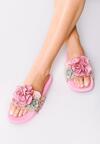 Różowe Klapki Mightily