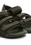 Zielone Sandały Opensightly
