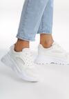 Biało-Różowe Sneakersy Lay Into