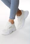Białe Sneakersy Lay Into