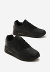 Czarne Buty Sportowe Fahari