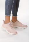 Różowe Buty Sportowe Judge