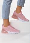 Różowe Buty Sportowe Think Likely