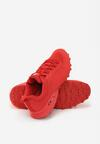 Czerwone Buty Sportowe Biotic