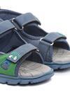 Niebieskie Sandały Spring Scents