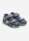 Niebieskie Sandały Identic