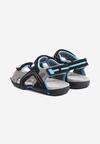 Niebieskie Sandały Triviality