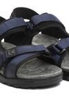 Granatowe Sandały Cutty