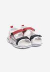 Biało-Czerwone Sandały Mangrove