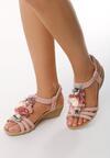 Różowe Sandały Counterpower