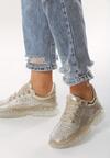 Złote Sneakersy Cleavage