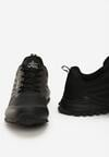 Czarne Buty Sportowe Wound