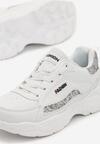 Białe Buty Sportowe Totteridge