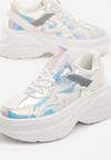 Białe Sneakersy Anglet