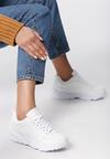 Białe Sneakersy Cannet