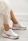 Białe Sneakersy Ajaccio