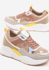 Różowe Sneakersy Ajaccio
