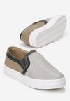 Szare Slip On Private