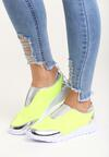 Limonkowe Buty Sportowe Siggy