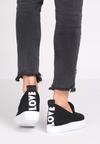 Czarne Sneakersy Libra