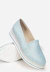 Niebieskie Slip On Hery