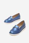 Niebieskie Mokasyny Jamiro
