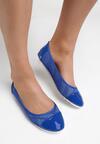 Niebieskie Baleriny Ranes