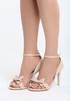 Beżowe Sandały Trends