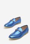 Niebieskie Mokasyny Imosa