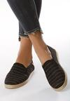 Czarne Espadryle Hot Week