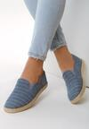 Jasnoniebieskie Espadryle Hot Week