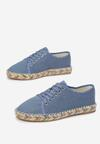 Granatowe Espadryle Little Treasure