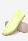 Zielone Espadryle Satisfyingly