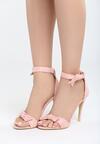 Różowe Sandały Lietta