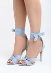 Niebieskie Sandały Domestic
