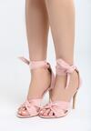Różowe Sandały Domestic