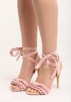 Różowe Sandały Researcher
