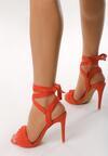 Pomarańczowe Sandały Researcher