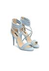 Niebieskie Sandały Miss Independent