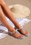 Niebieskie Sandały Roundup