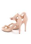 Różowe Sandały Staple