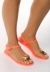 Fuksjowe Sandały Twinkle