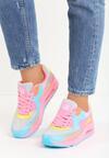 Rainbow Pink Buty Sportowe Candy