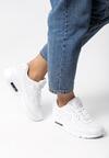 Białe Buty Sportowe Classical Nildaa