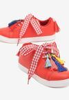Czerwone Buty Sportowe Sweet Fantasy