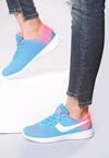 Niebieskie Buty Sportowe Fabulous